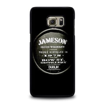 JAMESON WHISKEY Samsung Galaxy S6 Edge Plus Case Cover