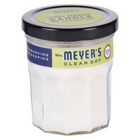 Clean Day Glass Candle Lemon Verbena 4.9oz - Mrs. Meyer's®