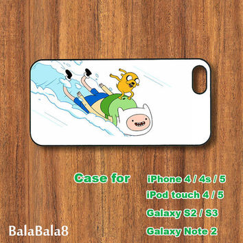 adventure time, iPhone 5 case, iphone 4 case, iPod case, Samsung Galaxy S3, samsung Galaxy S4 case, Galaxy note 2, Blackberry Z10, Q10 case