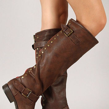 Outlaw Boots - Brown