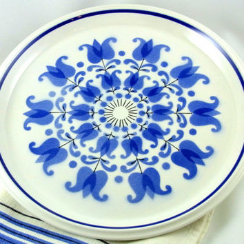 Mikasa Light N Lively Windmill Chop Plate Platter Vintage Mikasa Serving Piece