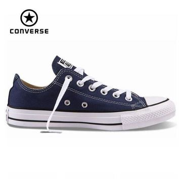 VONR3I Original new Converse all star canvas shoes men's sneakers low classic Skateboarding S