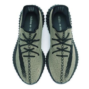 New Arrival Adidas yeezy boost v2 Design BY Kanye West Color Green Euro Size 367