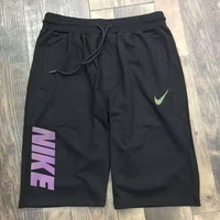 NIKE Reflective man shorts pants H-YF-MLBKS