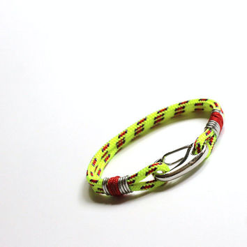 Bracelet Rope Jewelry Marine Twist Frien