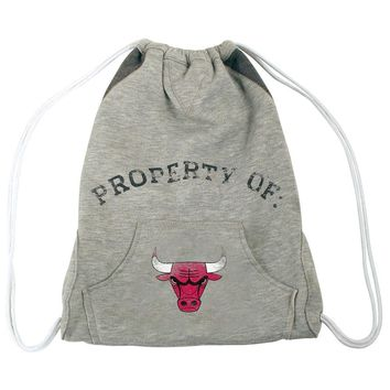 Chicago Bulls NBA Hoodie Clinch Bag