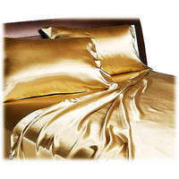 Walmart: Royal Opulence Satin Sheet Set