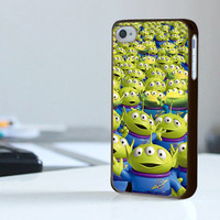 Aliens Toy Story - Print On Hard Cover - iPhone 4/4S Case and iPhone 5 Case