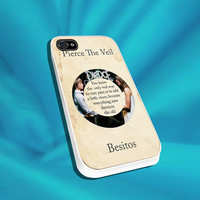 Pierce The Veil Song Lyrics Band For iPhone 4/4s,5/5s/5c, Samsung S3,S4,S2, iPod 4,5, HTC ONE