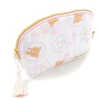 Sweet Happy Rilakkuma Pouch