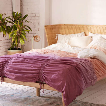 Dipped Parachute Duvet Cover - Urban Outfitters