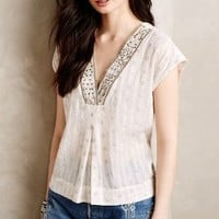 Parva Top by Burning Torch White