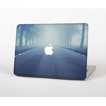The Foggy Back Road Skin Set for the Apple MacBook Pro 13""