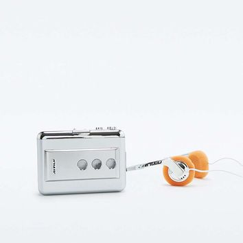 IMIXID Cassette Tape Player - Urban Outfitters