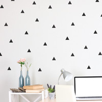 Triangle Mini-Pack Wall Decals