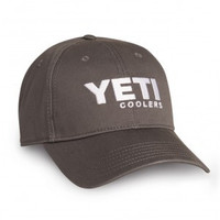 YETI Low Profile Hat Gray