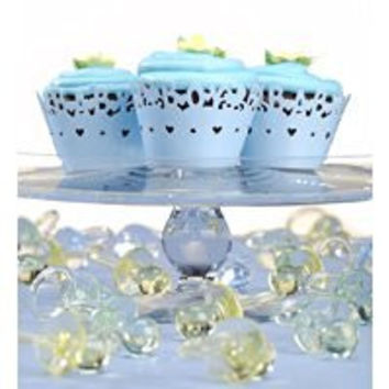 It's A Boy Laser Cut Cupcake Covers 24 Baby Shower