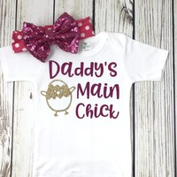 {Daddy's Main Chick}