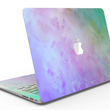 Blotted 6752 Absorbed Watercolor Texture - MacBook Air Skin Kit