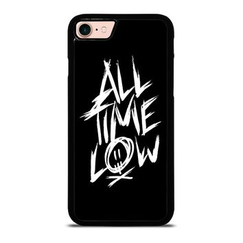 ALL TIME LOW LOGO iPhone 8 Case