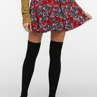 Urban Outfitters - Pins and Needles Floral Skater Skirt