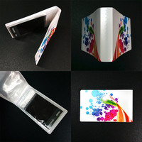 Mini Photo Album for Polaroid Photos and Fujifilm Instax Mini Films Rainbow Geometric