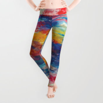 Leggings by Elizabeth Schulz | Society6