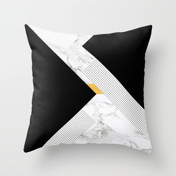 Classical Glorify Throw Pillow by cadinera