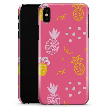 Tropical Summer Love v2 - iPhone X Clipit Case