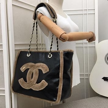 Designer CHANE SIZE 27x33x15cm leather women silver and gold Gucci GG on Chain crossbody bag Chane vintage Chanl jumbo handbags shoulder bags tote
