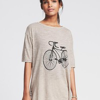 Bike Graphic Tee