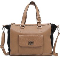 Dolce Girl Two-Tone Purse