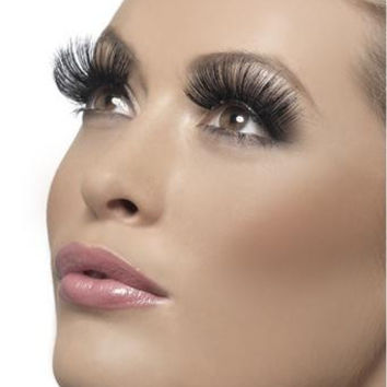 60'S Eyelashes - Black