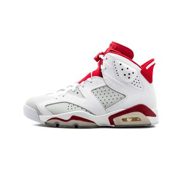 new style 90bd3 b0c59 Nike Air Jordan 6 VI Men Basketball Shoes Toro Infrared Black Slam Dunk UNC  Wheat Gatorade