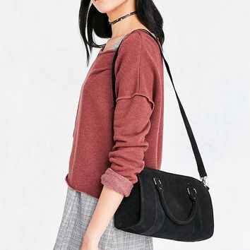Audrey Suede Duffel Bag - Urban Outfitters
