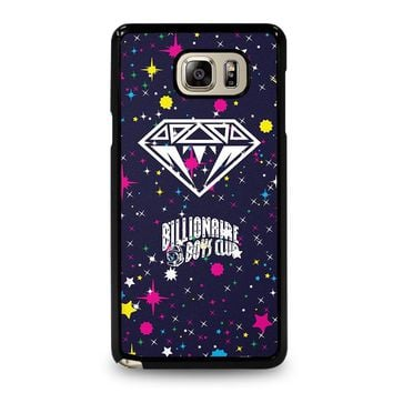 BILLIONAIRE BOYS CLUB BBC DIAMOND Samsung Galaxy Note 5 Case Cover