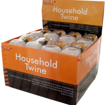 household twine countertop display Case of 24