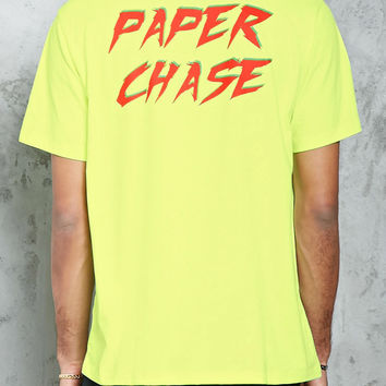 Paper Chase Graphic Tee