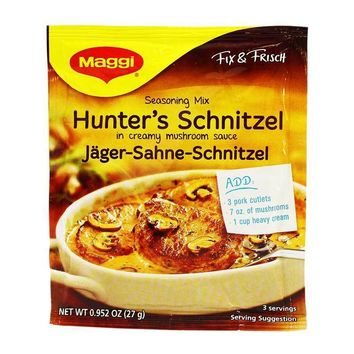 Maggi – Hunter's Schnitzel Seasoning Mix, 0.952 oz (27 g)