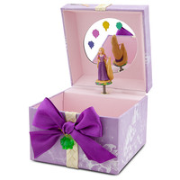 Disney Princess Rapunzel Jewelry Box
