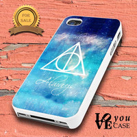 Harry Potter Deathly Hallows for iphone, ipod, samsung galaxy, HTC and Nexus PHONE CASE