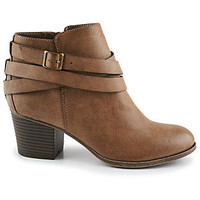 No Parking Laurene Women's Ankle (TAUPE)