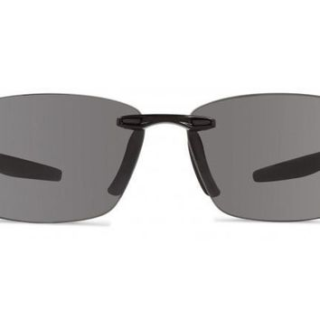 Revo - Descend N Black Sunglasses, Graphite Serilium Lenses