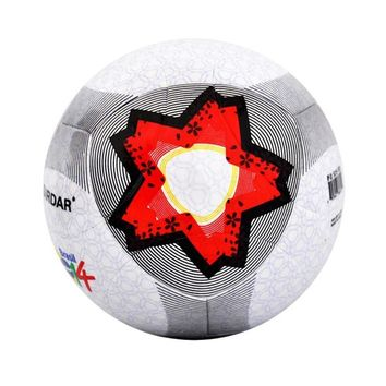 High-elastic Training and Playing Soccer Ball with a Pump for Youths, Size 5