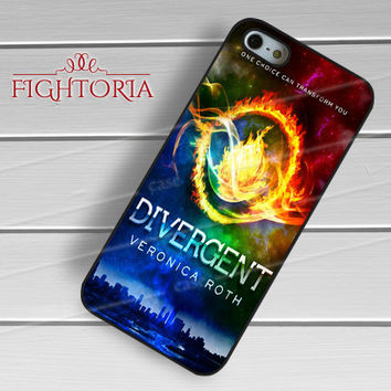 Divergent Book - z321z for iPhone 6S case, iPhone 5s case, iPhone 6 case, iPhone 4S, Samsung S6 Edge