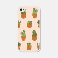 iPhone 5c Case - Succulent iPhone 6 Case - Cactus iPhone 6 Case - Pink Cactus iPhone 5 Case - Cactus iPhone 5c Case - Cco