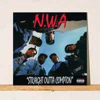 N.W.A. - Straight Outta Compton LP - Urban Outfitters