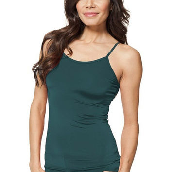 Modbod Basic Polished Cami Dark Teal