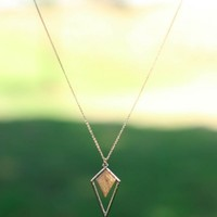 Artifact Of Love Necklace