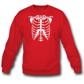 Skeleton Body SWEATSHIRTS CREWNECKS